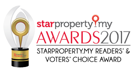 StarProperty.MY Readers' & Voters' Choice Award