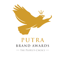 Putra Brand Awards - The People's Choice - Bronze